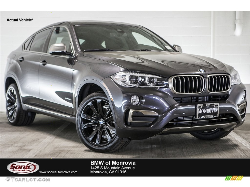 Dark Graphite Metallic BMW X6