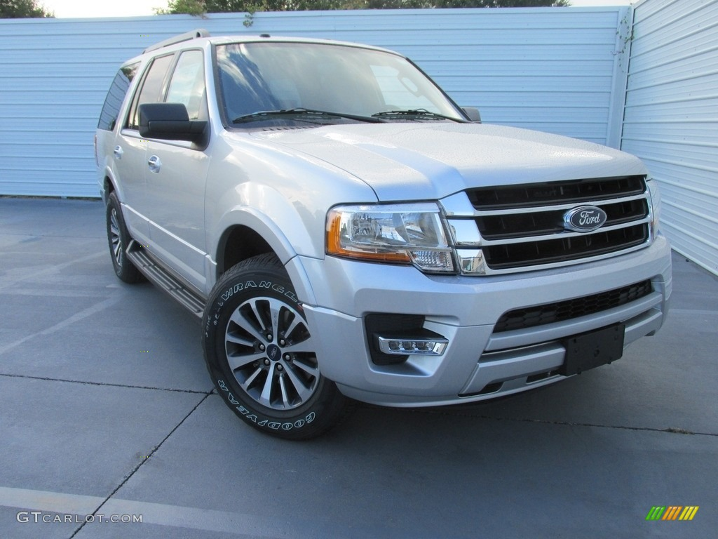 Ingot Silver Ford Expedition