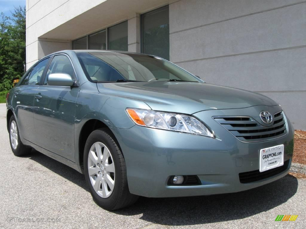 2007 toyota camry green 200 interior and exterior images. Black Bedroom Furniture Sets. Home Design Ideas