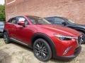 Soul Red Metallic 2017 Mazda CX-3 Gallery