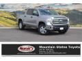 2016 Silver Sky Metallic Toyota Tundra SR5 CrewMax 4x4  photo #1