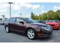 2012 Bordeaux Reserve Metallic Ford Fusion SE #115563228