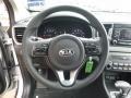 Black Steering Wheel Photo for 2017 Kia Sportage #115594915