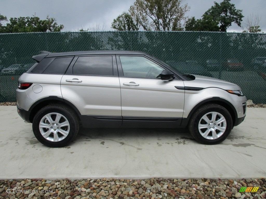 Aruba Metallic 2017 Land Rover Range Rover Evoque Se Premium Exterior Photo 115595227