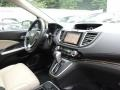 2015 White Diamond Pearl Honda CR-V Touring  photo #11