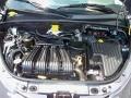 2007 Opal Gray Metallic Chrysler PT Cruiser Convertible  photo #9