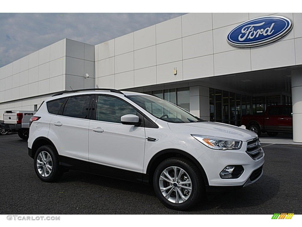 2017 oxford white ford escape se 4wd 115590989 photo 20 car color galleries. Black Bedroom Furniture Sets. Home Design Ideas