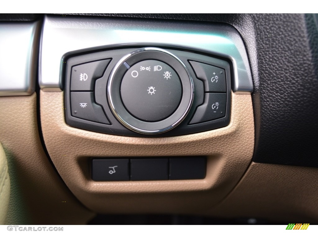 2017 Ford Explorer Limited 4WD Controls Photo #115606510