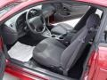 2001 Laser Red Metallic Ford Mustang V6 Coupe  photo #12