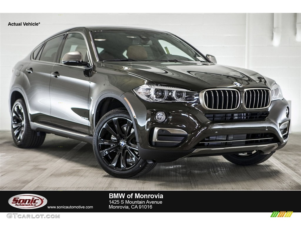 2017 Dark Olive Metallic Bmw X6 Xdrive35i 115632443
