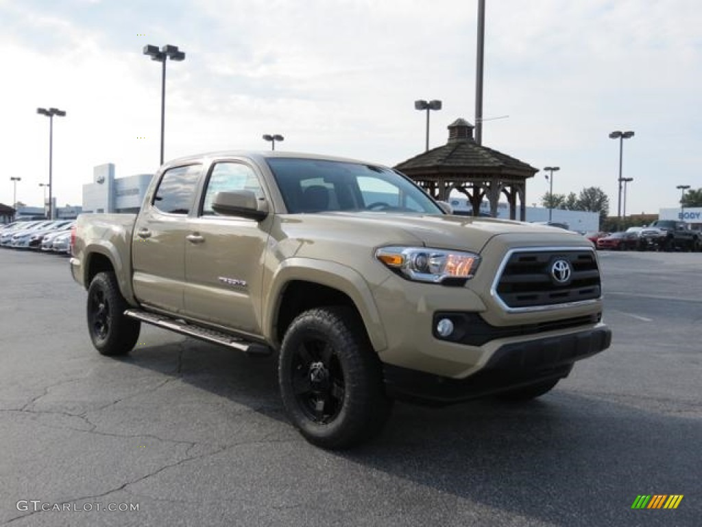 2017 toyota tacoma in inferno color 2017 2018 cars reviews. Black Bedroom Furniture Sets. Home Design Ideas
