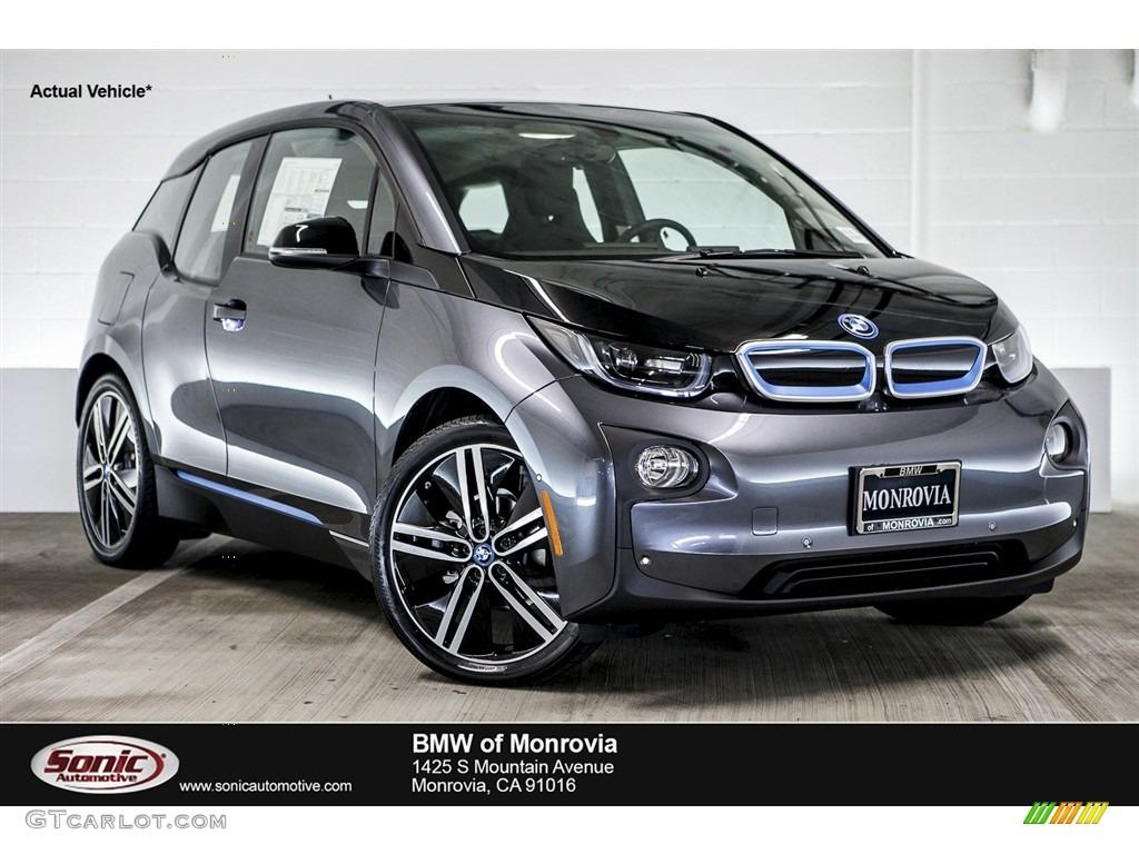 Mineral Grey Metallic BMW I3
