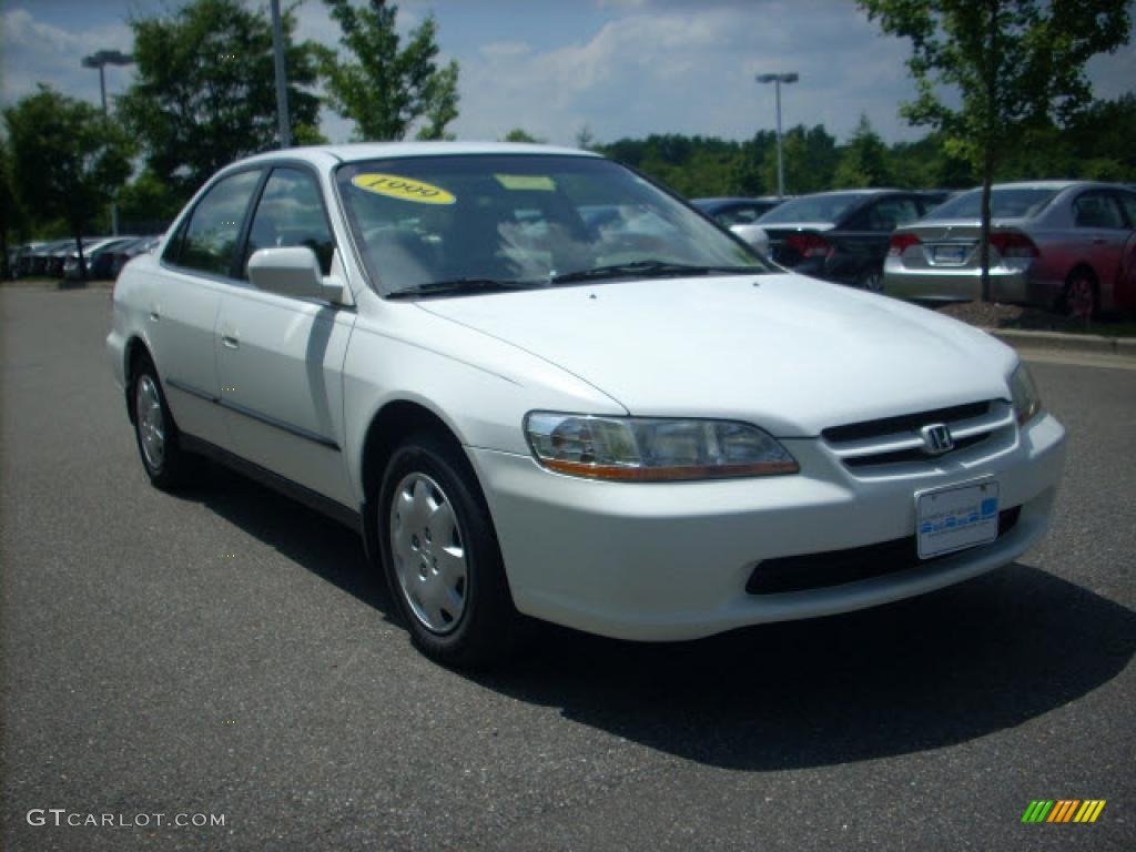 1999 Taffeta White Honda Accord Lx Sedan 11535941 Gtcarlot Com Car Color Galleries