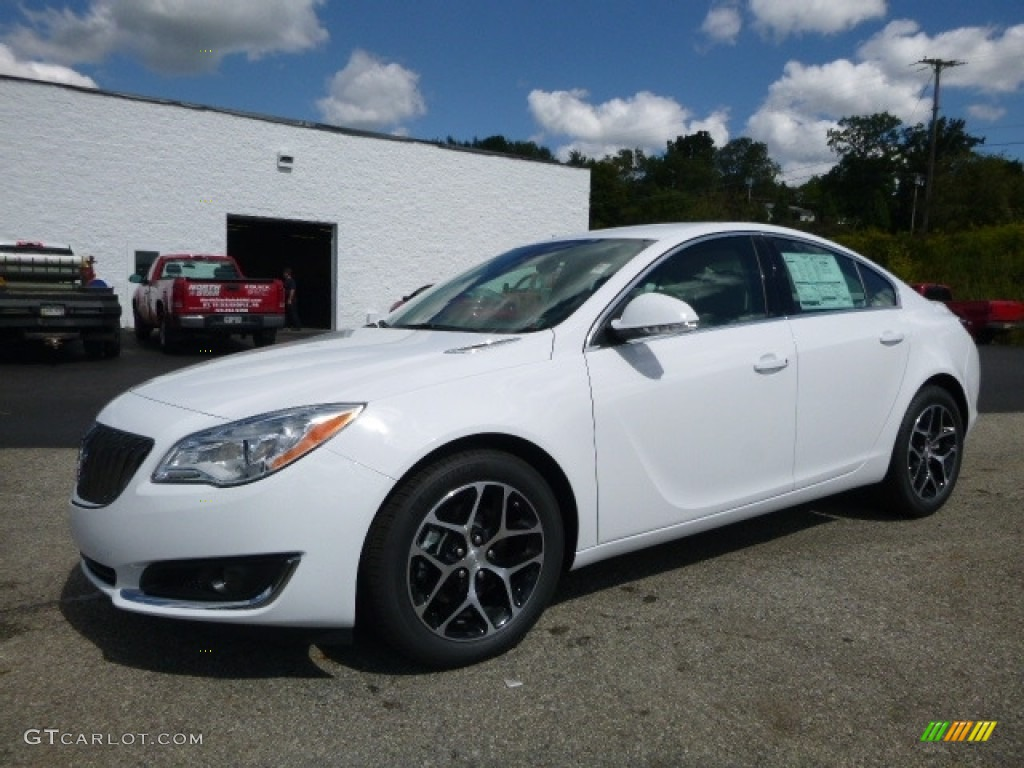 2017 Summit White Buick Regal Sport Touring 115637901 Gtcarlot