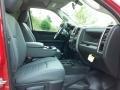 2017 5500 Tradesman Crew Cab 4x4 Chassis Black/Diesel Gray Interior