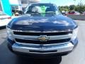 2011 Imperial Blue Metallic Chevrolet Silverado 1500 Extended Cab  photo #14