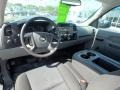 2011 Imperial Blue Metallic Chevrolet Silverado 1500 Extended Cab  photo #24