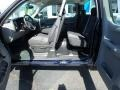 2011 Imperial Blue Metallic Chevrolet Silverado 1500 Extended Cab  photo #26