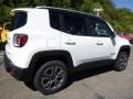 2016 Alpine White Jeep Renegade Limited 4x4  photo #5