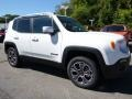 2016 Alpine White Jeep Renegade Limited 4x4  photo #6