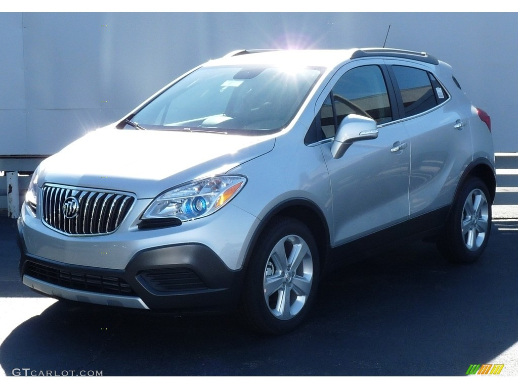 2016 Quicksilver Metallic Buick Encore 115662018 Photo 6 Car Color Galleries