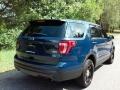 2016 Royal Blue Ford Explorer Police Interceptor 4WD  photo #6