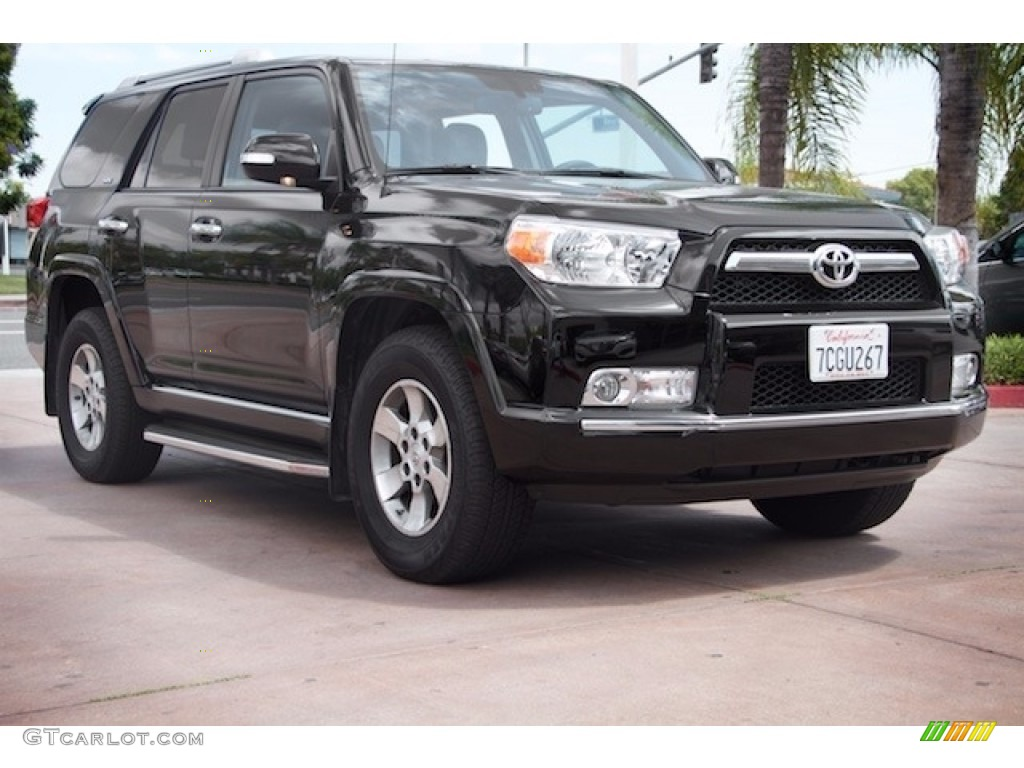 2013 Black Toyota 4runner Limited 115661851 Car Color Galleries