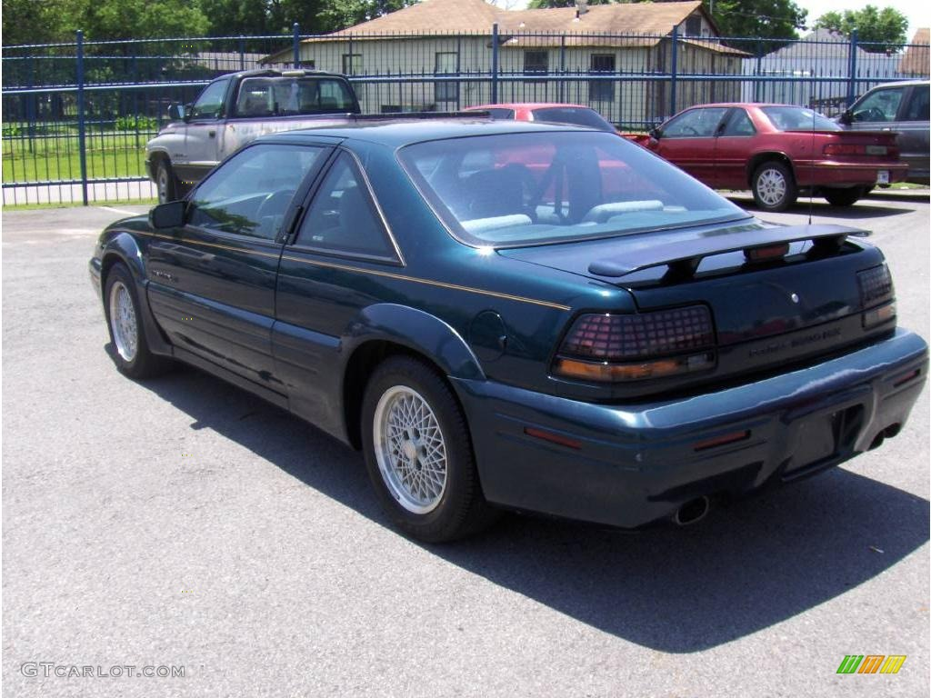 1995 dark teal metallic pontiac grand prix se coupe 11537321 photo 2 gtcarlot com car color galleries gtcarlot com