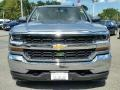 2016 Slate Grey Metallic Chevrolet Silverado 1500 LT Crew Cab 4x4  photo #2