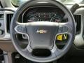 2016 Slate Grey Metallic Chevrolet Silverado 1500 LT Crew Cab 4x4  photo #14