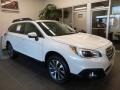 Crystal White Pearl 2017 Subaru Outback Gallery