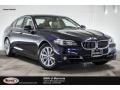 2016 Imperial Blue Metallic BMW 5 Series 528i Sedan #115698415