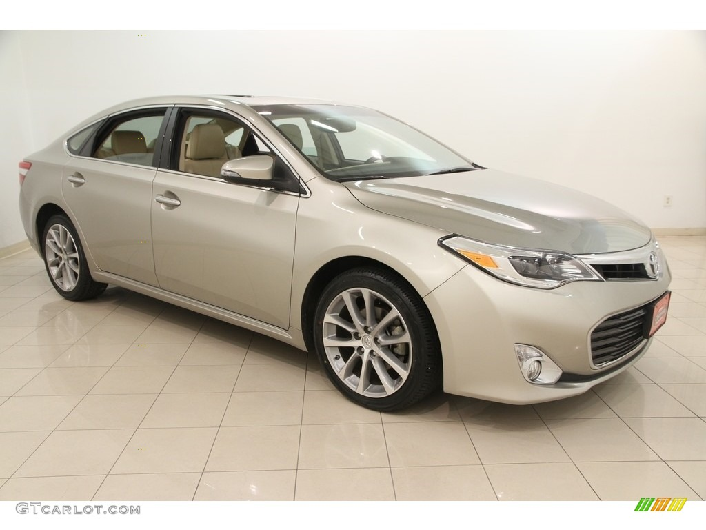 2015 creme brulee mica toyota avalon xle touring. Black Bedroom Furniture Sets. Home Design Ideas