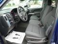 Jet Black Interior Photo for 2017 Chevrolet Silverado 1500 #115703997