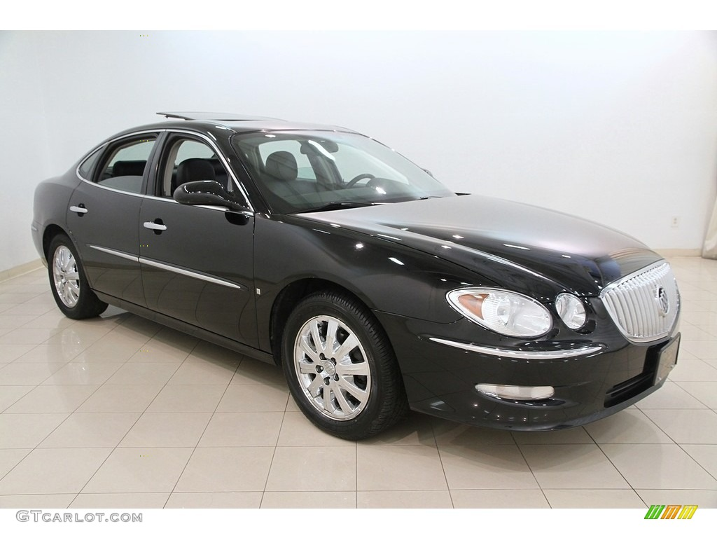 2009 black onyx buick lacrosse cxl 115698502 photo 10 car color galleries. Black Bedroom Furniture Sets. Home Design Ideas