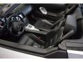 Front Seat of 2006 Gallardo Spyder E-Gear