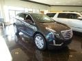 Dark Granite Metallic 2017 Cadillac XT5 Premium Luxury AWD