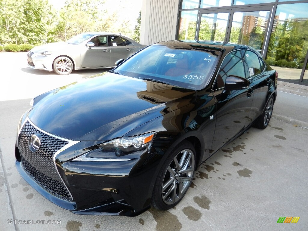 2016 Obsidian Black Lexus Is 300 F Sport Awd 115720828