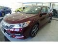 Basque Red Pearl II 2017 Honda Accord Gallery