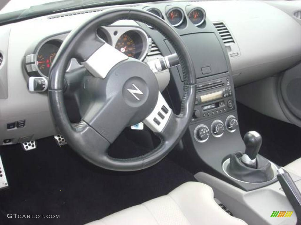 2005 pikes peak white pearl nissan 350z touring roadster. Black Bedroom Furniture Sets. Home Design Ideas