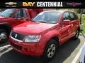 Racy Red 2006 Suzuki Grand Vitara 4x4