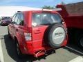Racy Red - Grand Vitara 4x4 Photo No. 5