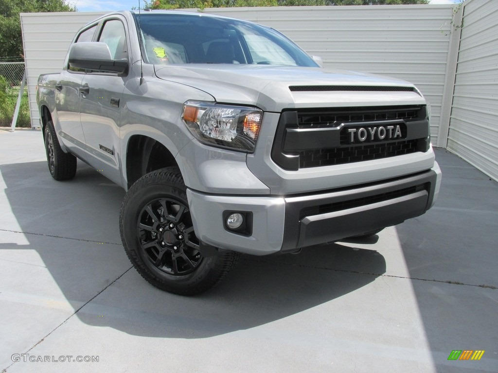 2017 cement toyota tundra trd pro double cab 4x4 115720693 car color galleries. Black Bedroom Furniture Sets. Home Design Ideas