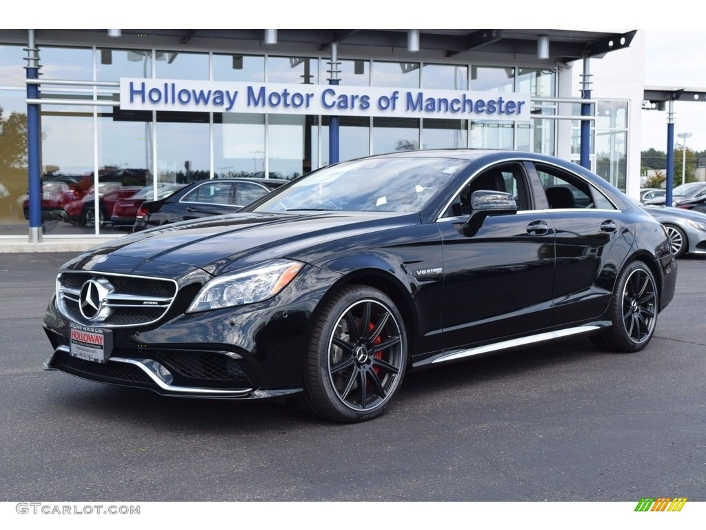 2017 black mercedes benz cls amg 63 s 4matic coupe 115720740 car color galleries. Black Bedroom Furniture Sets. Home Design Ideas