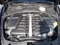 2011 Continental GT Supersports 6.0 Liter Twin-Turbocharged DOHC 48-Valve VVT W12 Engine