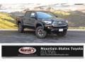 2017 Black Toyota Tacoma TRD Off Road Double Cab 4x4 #115758765