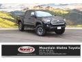 2017 Black Toyota Tacoma TRD Off Road Double Cab 4x4 #115758758
