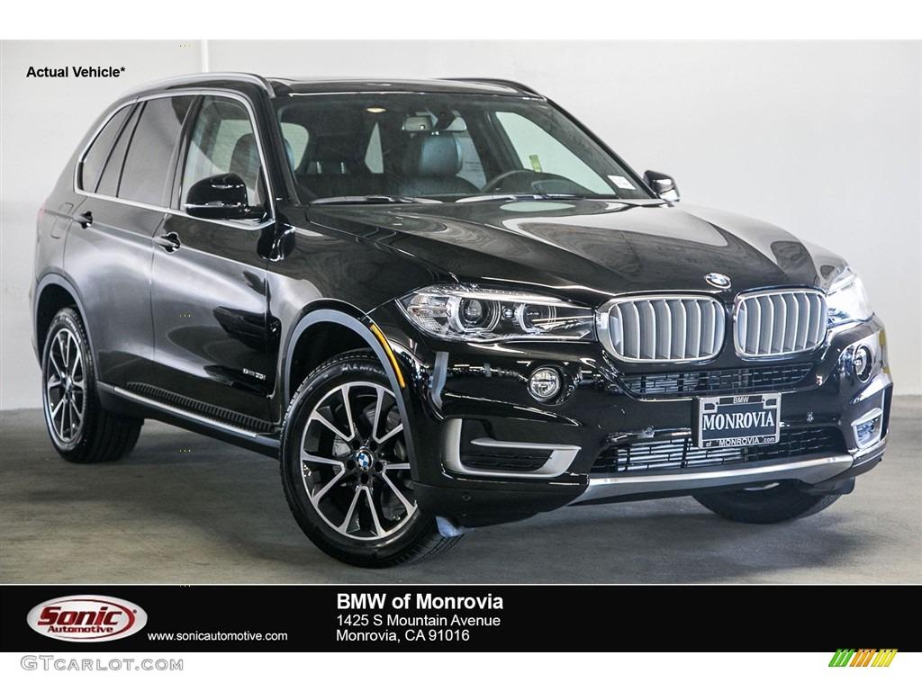 Jet Black BMW X5
