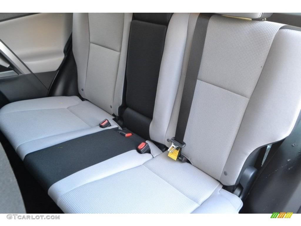 Ash Interior 2017 Toyota Rav4 Xle Awd Photo 115766517
