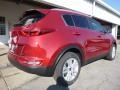 Hyper Red - Sportage LX AWD Photo No. 2